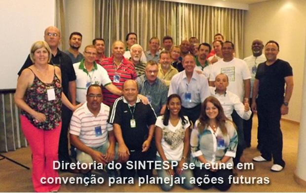 Convenção - diretoria 2015