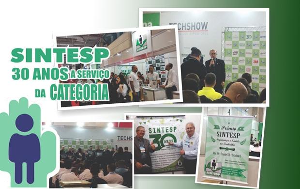 1º Prêmio SINTESP de SST